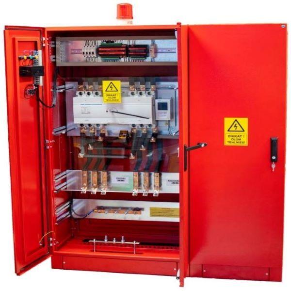 TRF.NFPA Transferli Yangın Panoları