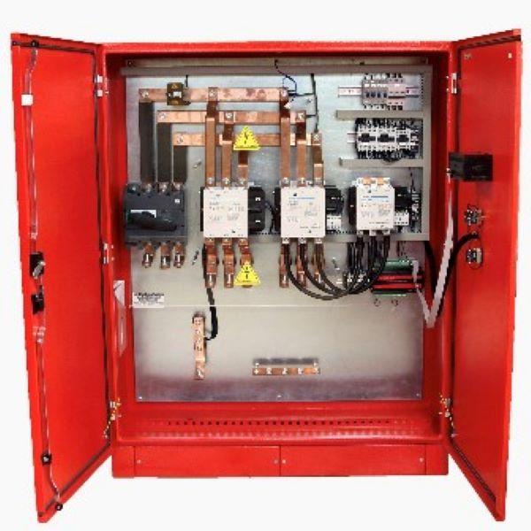 NFPA-20 Uyumlu Elektrikli Yangın Kontrol Panosu (Y.NFPA Serisi)